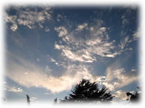 Poems & Readings - Late Summer Sky
